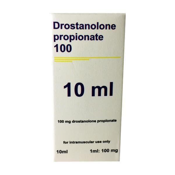 Drostanolone Propionate (Masteron) 100 mg Moldavian Pharma (Fläschchen)