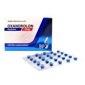 Oxandrolon Balkan Pharmaceuticals 10 mg (Tabletten)