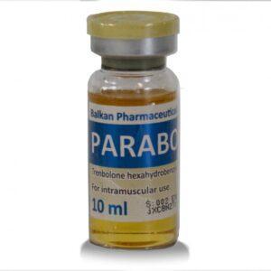 Parabolan Balkan Pharmaceuticals 100 mg (Fläschchen)