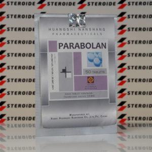 Verpackung Parabolan (Trenbolone acetate) 50 mg Hubei Huangshi Nanshang (Tabletten)
