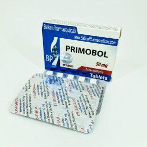 Primobol (Methenolon) Balkan Pharmaceuticals 50 mg (Tabletten)