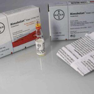 Rimobolan (Primobolan) Bayer 100 mg (Ampulle)