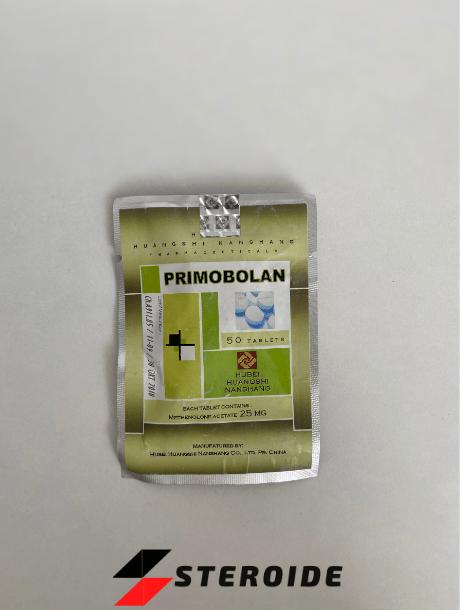 Primobolan (Methenolone Acetate) 25 mg Hubei Huangshi Nanshang (Tabletten)