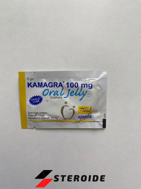 Kamagra (Viagra) Ajanta Pharma 100 mg