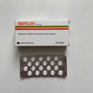 Anapolon (Oxymetholone) Abdi Ibrahim 50mg (Tabletten)