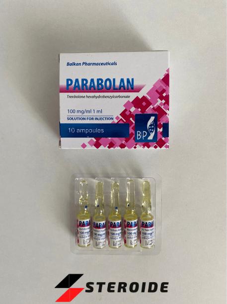 Parabolan Balkan Pharmaceuticals 100 mg