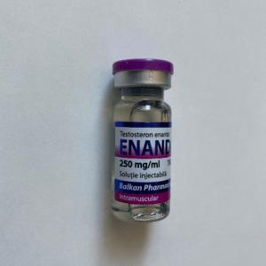 Enandrol (Testosteron E) Balkan Pharmaceuticals 250 mg