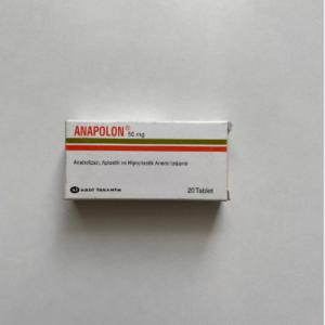 Anapolon (Oxymetholone) Abdi Ibrahim 50mg (Tabletten)