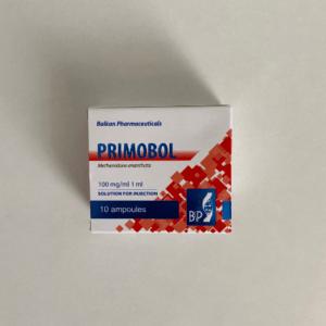 Primobol injektion Balkan Pharmaceuticals 100 mg (Ampulle)