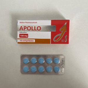 Apolloo (Viagra) Balkan Pharmaceuticals 100 mg (Tabletten)