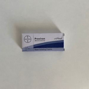 Proviron Bayer 25 mg (Tabletten)