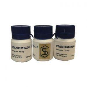 Propandrol (Testosterone P) Balkan Pharmaceuticals 100 mg