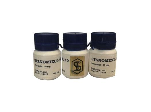 Stanomizol 10 mg Sopharma (Tabletten)