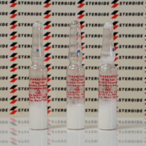 Verpackung Stanozolol Injection (Winstrol) Aburaihan 50 mg (Ampulle)