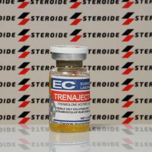Verpackung Trenaject A (Trenbolon Acetat) Eurochem Labs 75 mg (Fläschchen)