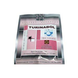Turinabol 10 mg Hubei Huangshi Nanshang (Tabletten)
