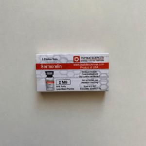 Sermorelin 2 mg Peptide Sciences (Fläschchen)
