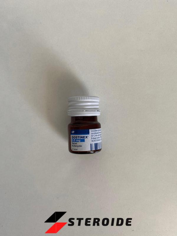 Dostinex 0,5 mg Pfizer Labs (Tabletten)