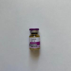 PharmaOxy 50 mg Pharmacom Labs (Fläschchen)