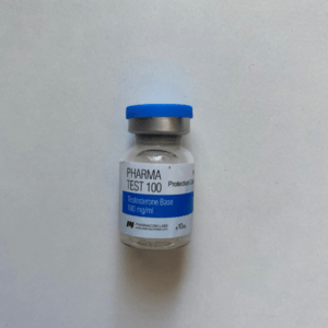 Pharma Test100 (Aquatest) 100 mg Pharmacom Labs (Fläschchen)