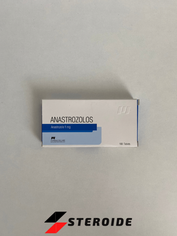 Anastrazolos 1 mg Pharmacom Labs (Tabletten)