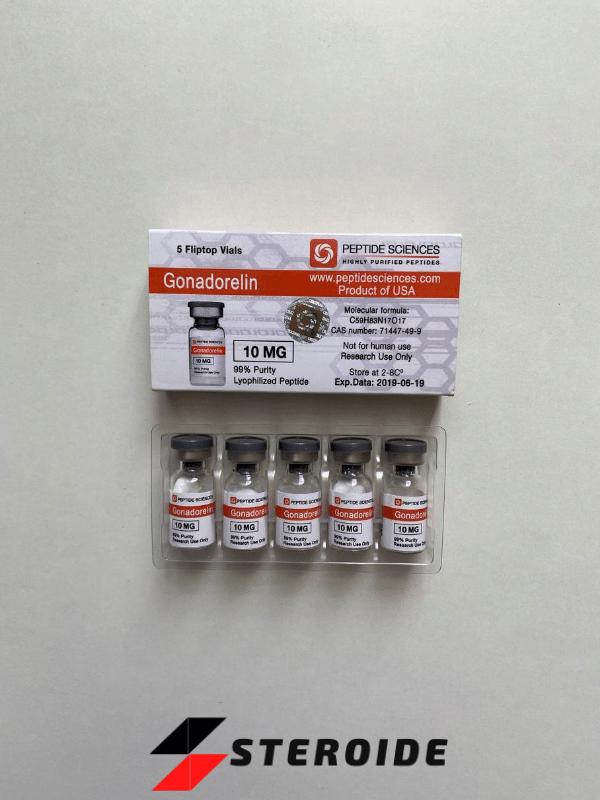 Gonadorelin 10 mg Peptide Sciences (Fläschchen)