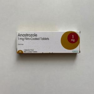 Anastrozole 1 mg Teva (Tabletten)