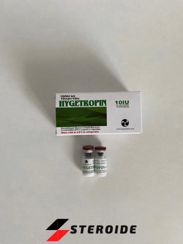 Hygetropin 10 IU Zhongshan (Fläschchen)