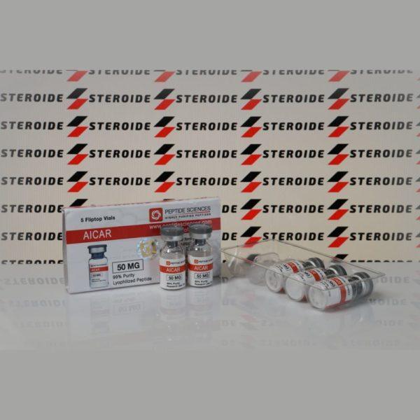 AICAR 50 mg Peptide Sciences (Fläschchen)