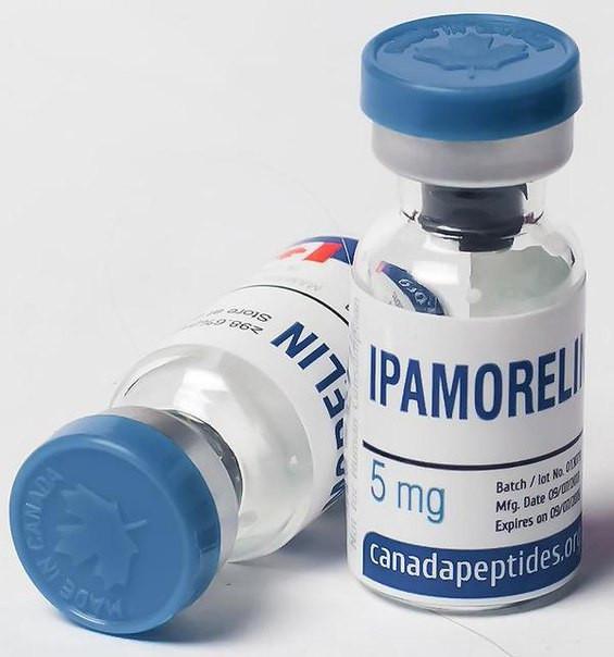 Ipamorelin 5 mg Canada Peptides (Fläschchen)
