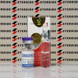 Verpackung Gonadorelin 2 mg Canada Peptides (Fläschchen)
