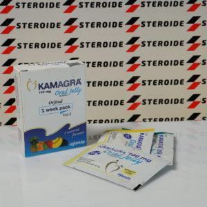 Verpackung Kamagra (Viagra) 100 mg Ajanta Pharma