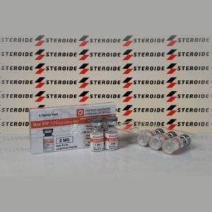Verpackung MOD GRF 2 mg 1-29 Peptide Sciences (Fläschchen)