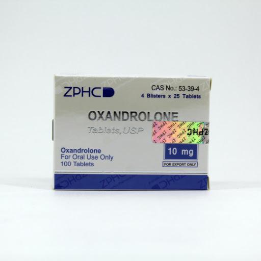 Oxandrolone 10 mg Zhengzhou (Tabletten)