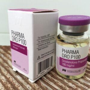 Pharma Dro P100 100 mg Pharmacom Labs (Fläschchen)
