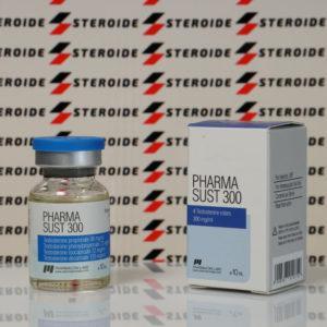 Verpackung Pharma Sust 300 mg Pharmacom Labs (Fläschchen)