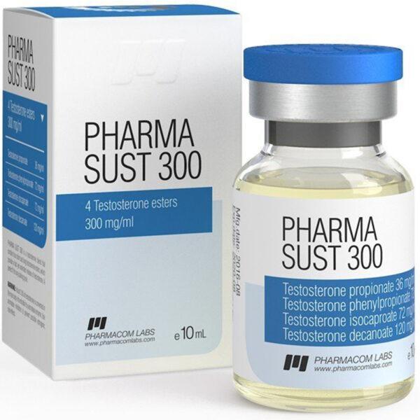 Pharma Sust 300 mg Pharmacom Labs (Fläschchen)
