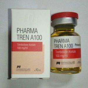 Pharma TREN А 100 mg  Pharmacom Labs (Fläschchen)