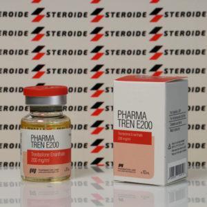 Verpackung Pharma TREN Е 200 mg Pharmacom Labs (Fläschchen)