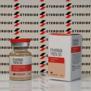 Verpackung Pharma TREN 50 50 mg Pharmacom Labs (Fläschchen)