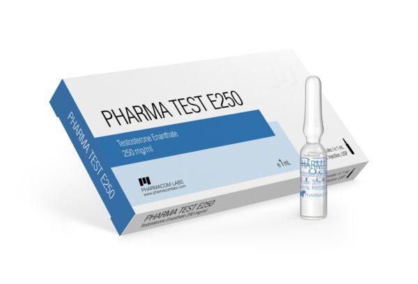 Pharma Test E 250 mg Pharmacom Labs (Ampulle)