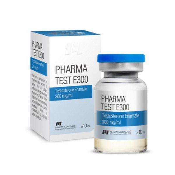 Pharma Test E 300 mg Pharmacom Labs (Fläschchen)