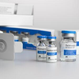 Pharmatropin 10 UI Pharmacom Labs (Fläschchen)