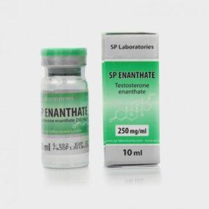 SP Enanthate (Testosteron Enanthate) 250 mg SP Laboratories (Fläschchen)
