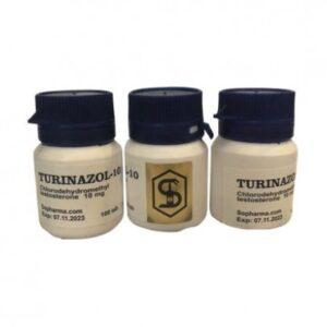 Turinazol 10 mg Sopharma (Tabletten)