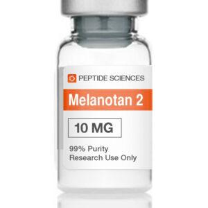 Melanotan 2 10 mg Peptide Sciences (Fläschchen)