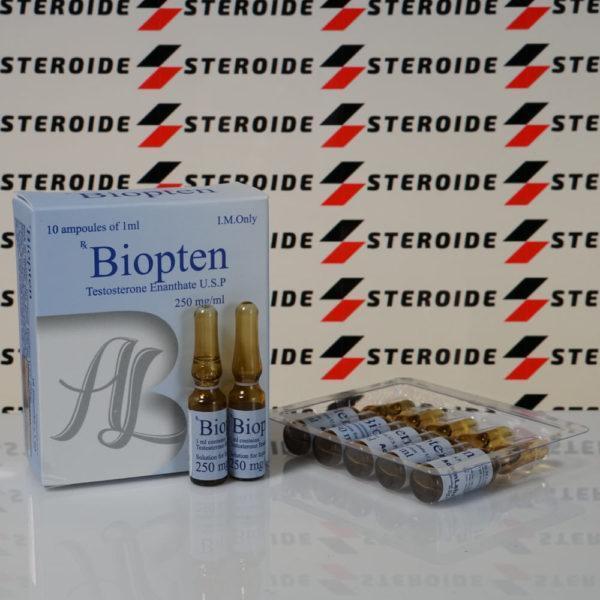 Biopten (Testosterone Enantate U.S.P.) 250 mg AdamLabs (Ampulle)