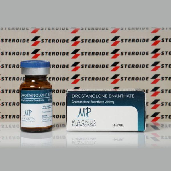 Drostanolone Enanthate 200 mg Magnus Pharmaceuticals (Fläschchen)