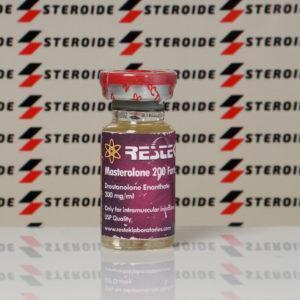 Verpackung Masterolone Forte 200 mg Restek Laboratories (Fläschchen)