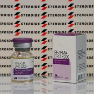 Verpackung Pharma Dro Е 200 mg Pharmacom Labs (Fläschchen)